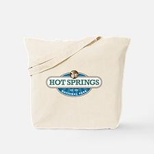 Hot Springs National Park Tote Bag