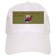 Trucker Hat - Genie Baseball Cap