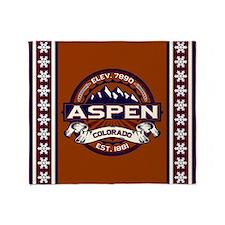 Aspen Vibrant Throw Blanket