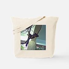 ruffed lemur Tote Bag