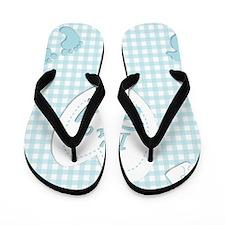 It's a Boy Flip Flops