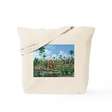 Huayangosaurus Tote Bag