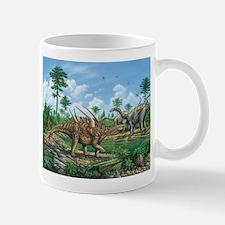 Huayangosaurus Mugs