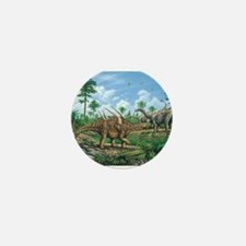 Huayangosaurus Mini Button