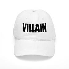 villain2 Baseball Cap