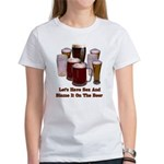 Beer and Sex Women's T-Shirt