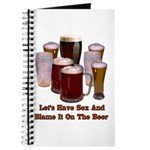Beer and Sex Journal