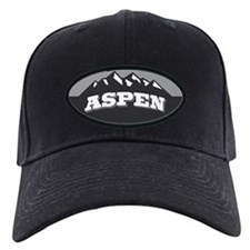 Aspen Grey Baseball Hat