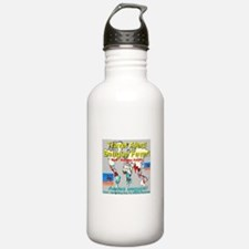 Dengue Fever Travel Alert Water Bottle