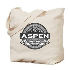 Aspen Grey Tote Bag