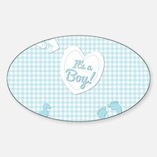It's a Boy Decal