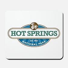 Hot Springs National Park Mousepad