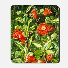 Flowers of the Pomegranate-Marianne Nort Mousepad