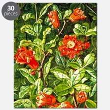 Flowers of the Pomegranate-Marianne North a Puzzle