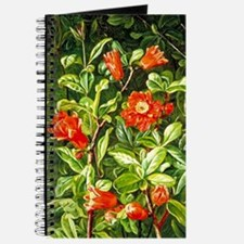 Flowers of the Pomegranate-Marianne North  Journal