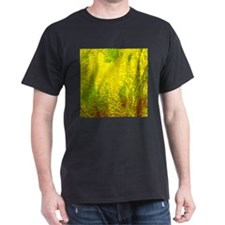 structure neon yellow T-Shirt