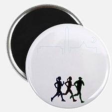 Midnight Run Club Magnet