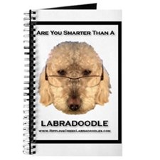 Cool Labradoodle puppies Journal