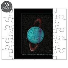 uranus 3d planet Puzzle