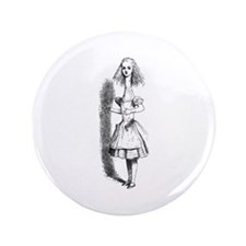 "Stretched Alice 3.5"" Button"