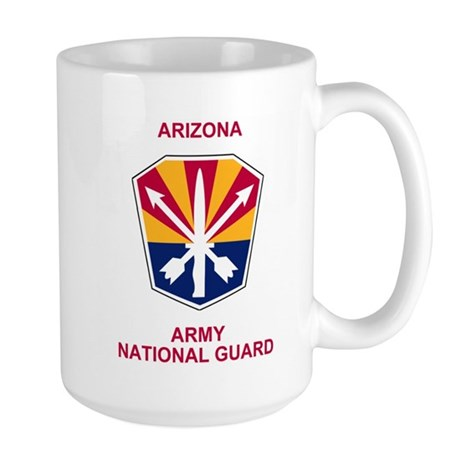 Arizona Army National Guard Mug