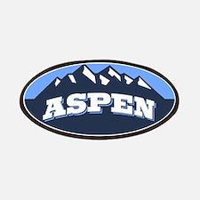Aspen Blue Patches