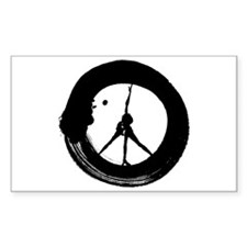 Peace Within Decal