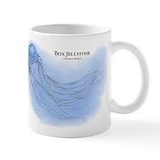 Box Jellyfish or Sea Wasp Mug