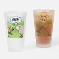 firstdate Drinking Glass