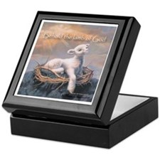 """Behold the Lamb"" Fine Art Gift Box"