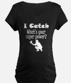 I Catch (Baseball) What's Your Super Power? Matern