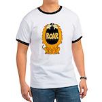 Lion Roar Ringer T
