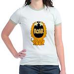 Lion Roar Jr. Ringer T-Shirt