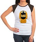 Lion Roar Women's Cap Sleeve T-Shirt