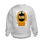 Lion Roar Kids Sweatshirt