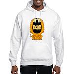 Lion Roar Hooded Sweatshirt
