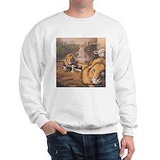 """Promise of Peace"" Fine Art Sweatshirt"