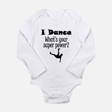 I Dance What's Your Super Power? Body Suit