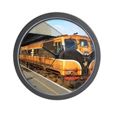 Irish Rail 078 Dublin Connolly Wall Clock