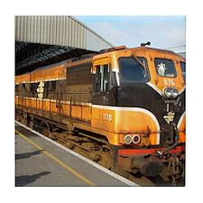 Irish Rail 078 Dublin Connolly Tile Coaster