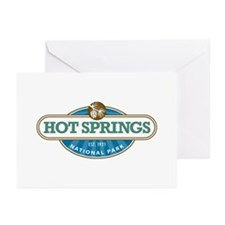 Hot Springs National Park Greeting Cards