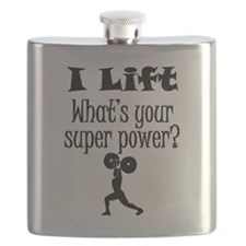 I Lift (Weightlifting) What's Your Super Power? Fl