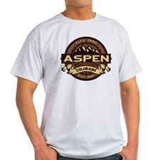 Aspen Sepia T-Shirt