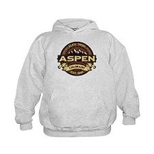 Aspen Sepia Hoodie