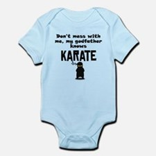 My Godfather Knows Karate Body Suit