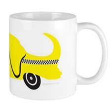 Labrador Taxi Mug