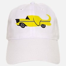 Labrador Taxi Baseball Baseball Cap