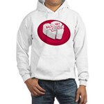 All My Love Broken Heart Hooded Sweatshirt