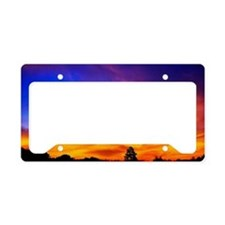 skyfire License Plate Holder