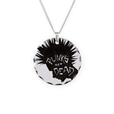 Punx In Solidarity Necklace
